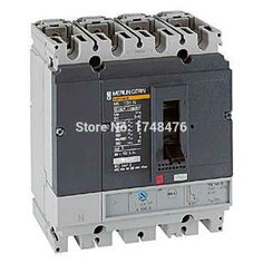 100.00$  Buy here - http://aikg9.worlditems.win/all/product.php?id=32675678356 - NEW 30642 circuit breaker Compact NS160N - TMD - 100A - 4 poles 3d
