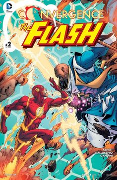 CONVERGENCE: THE FLASH #2 | DC Comics