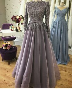 Image may contain one or more people and standing people is part of Hijab prom dress - Image may contain one or more people and people standing Hijab Prom Dress, Muslimah Wedding Dress, Hijab Evening Dress, Nikkah Dress, Kebaya Dress, Hijab Wedding Dresses, Evening Dresses, Prom Dresses, Bridesmaid Dresses