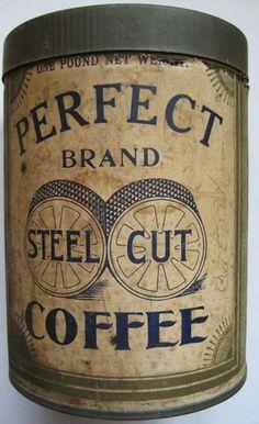 Perfect Brand Steel Cut Coffee