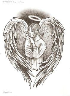As tatuagens de anjos, em praticamente qualquer cultura ou época, representam benevolência espiritual, podendo tomar a forma de Querubi...