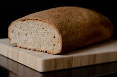 Low-Carb Bread - The finished product is nothing like the picture! Very dense and heavy