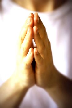 The Five Fingers of Prayer | - - - A Bada Bing! - - -