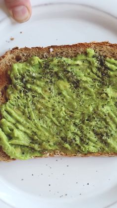 Dress up your avocado toast with these 4 easy methods.