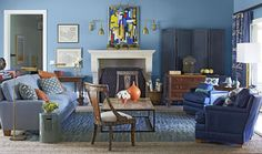 Get the Look: Contemporary Mantels   Traditional Home