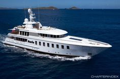 Charter Yacht Brochure HARLE - Feadship 146ft (44.6m)  #BestofYachting #Yachtcharters