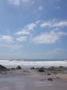 A typhoon has gone. Irita beach,Shimoda-City,Shizuoka Pref. #izu