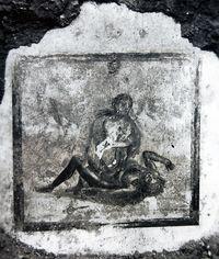 Pompei, Casa della Venere in bikini, I, 11, 6.7, ambiente a sud-est dell'atrio