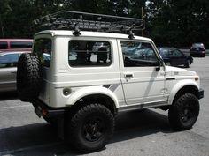 1988 Suzuki Samurai HardTop