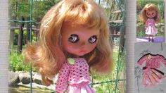 Doll suit for blythe free Shipping by Shopdollwithowl on Etsy
