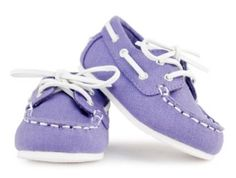 Baby boat shoes!