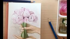 """Stella Mariedith Ballarta Leda posted on Instagram: """"Timelapse. """"Just an afterthought"""" Watercolour on hot pressed paper 🎵: April by Beach Bunny  April…"""" • See 203 photos and videos on their profile. Beach Bunny, Watercolour, Profile, Photo And Video, Paper, Videos, Artist, Photos, Instagram"""