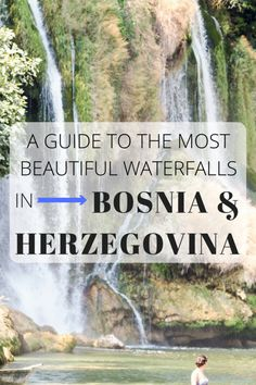 Kravice Waterfalls - a must-see when traveling in Bosnia and Herzegovina