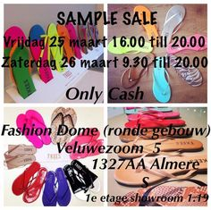 Sample sale Tkees -- Almere -- 25/03-26/03