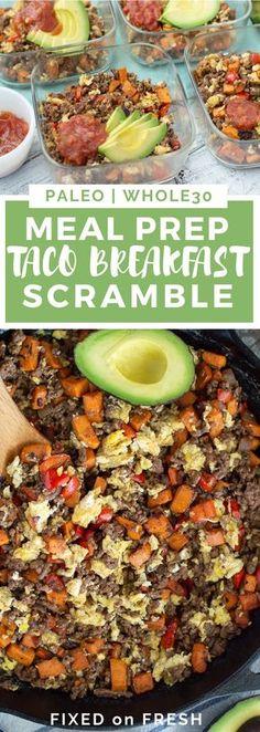 Taco Breakfast Scram