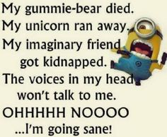 Hilarious Memes Funny Minion Happy New Year Quotes Funny Minion Pictures, Funny Minion Memes, Minions Quotes, Funny Jokes, Minion Humor, Minions Images, Heros Comics, Minions Love, Minion Things