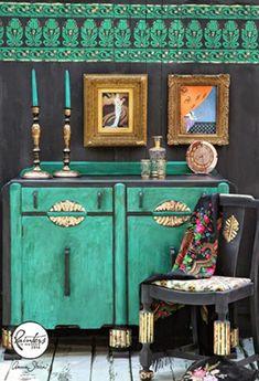 Janice Issitt Art Deco Room