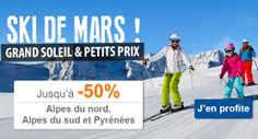 Ski de printemps ; il est encore temps   http://www.madamevacances.com/offres-dernieres-minutes-ski.html