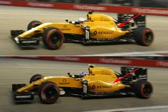 GP Singapur 2016: Technik Bild 3 - Motorsport