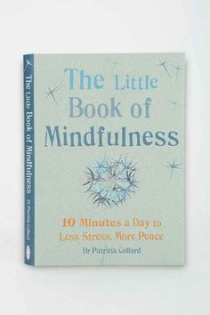 Little Book Of Mindfulness By Patricia Collard