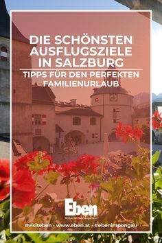 Ein Ausflug in die Stadt Salzburg, nach Hallstatt oder zur größten Eishöhle der Welt - mit der Salzburgerland Card stehen unzählige Möglichkeiten offen! 👨👩👧👦❤️ Hallstatt, Family Activities, Hiking Trails, Movie Posters, Summer Vacations, Family Vacations, Road Trip Destinations, City, World