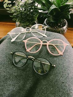 Round Soft Glasses