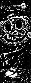 Jack at night  Tags: Nintendo Miiverse 3DS WiiU Animal Crossing