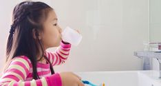Best Mouthwash For Kids - Oral Health Care For Toddlers - PlayGround Dad health care products Oral Health, Health Care, Best Mouthwash, Toddler Playground, Bubble Gum Flavor, Receding Gums, Health Education, Dentistry, Toddlers