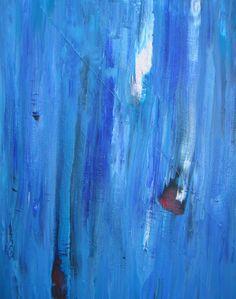 Faszination Wasser, 60 x 80 cm. Bitte hier klicken: www.art-senger.com #malerei #kunst #art #wasser