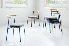 Etienne Dining Chair by And Then Design