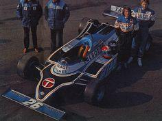 Talbot-Ligier JS17 Matra