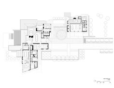 Image 27 of 43 from gallery of Difficult Run Residence / Robert M. Gurney Architect. After Floor Plan
