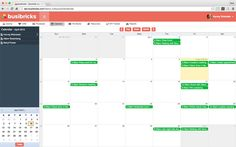 Manage and synchronize tasks and events with Busibricks