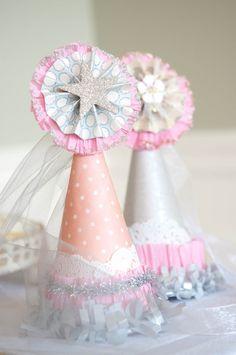 Tea Party Birthday Hat