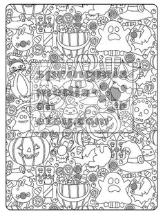 Coloring Page To Relax Soothing Calm And Delightful Pages Color Christmas Winter Holiday