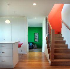 LAKE HOUSE - contemporary - kitchen - san francisco - Sherman Architecture