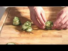 He Covered The Peices Of Cucumber With A Towel For The Most Genius Reason ! - Foood Style