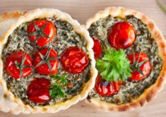Spring is here and fresh in-season produce will be hitting your local markets. Celebrate by gathering the veggies and trying these 10 Spring recipes! Heart Healthy Breakfast, Mushroom Quiche, Traditional Taste, Vegan Pie, Spinach Stuffed Mushrooms, In Season Produce, Spring Recipes, Vegetable Pizza, Tarts