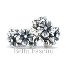 Amazon.com: Bella Fascini Flower Band - Solid 925 Sterling Silver European Spacer Bead Charm - Compatible Brand Bracelets : Authentic Pandora, Chamilia, Moress, Troll, Ohm, Zable, Biagi, Kay's Charmed Memories, Kohl's, Persona & more!: Bella Fascini: Jewelry