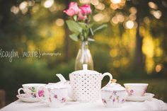 tea for two...