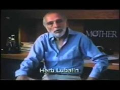 ▶ Herb Lubalin talks about creating his PBS logo - YouTube