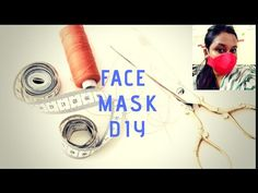 Hi everyone, Today I am making face mask with the help of tissue cloth and cotton cloth also using thread and needle for easy availability. Making Faces, Stay Safe, The Help, Projects To Try, Youtube, Cotton, Youtubers, Youtube Movies
