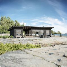 Finnish Holiday Home fare 2014 will be held in Kalajoki.