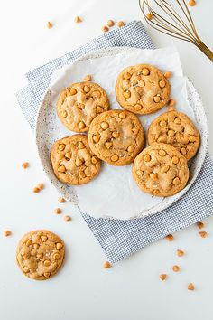 (Softest Ever) Butterscotch Cookies