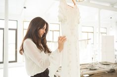 We had a chat with Shannon Pittman, the Creative Director of this romantic and sophisticated Australian-based bridal gown brand Bo And Luca, Bridal Gowns, Wedding Dresses, Creative Director, White Dress, Romantic, Blog, How To Wear, Fashion
