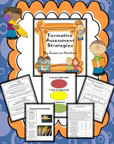 Formative assessment is assessment designed to help improve student's performance. Formative assessment usually involves giving students constructive feedback and is given throughout the learning process unlike summative assessment which is given to assess a student's performance at the end of their learning.