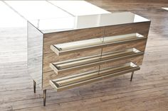 Illusion Credenza by Luis Pons | From a unique collection of antique and modern credenzas at http://www.1stdibs.com/furniture/storage-case-pieces/credenzas/