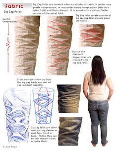 Drawsh: Fabric