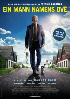 Ein Mann namens Ove - Film 2016 - FILMSTARTS.de Kino Film, About Time Movie, Movie Tv, Books, Movie Posters, Life, Cinema 2016, Uber, Netflix