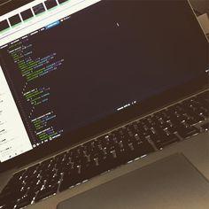 Coding. #web #website #webdesign #webdesigner #html5 #html #scss #javascript #jquery #webdevelopment #webdeveloper #webdev #design #designer #developer #development #coda #css #coding #markup #mac #macbook #php #rain #amaoto